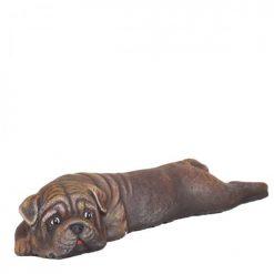 Kutya kerti figura bulldog