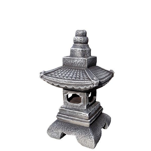 Pagoda kerti lámpa