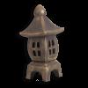 Pagoda kicsi kerti lámpa