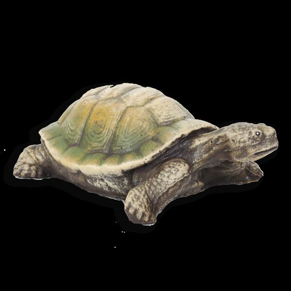 Teknős kerti figura