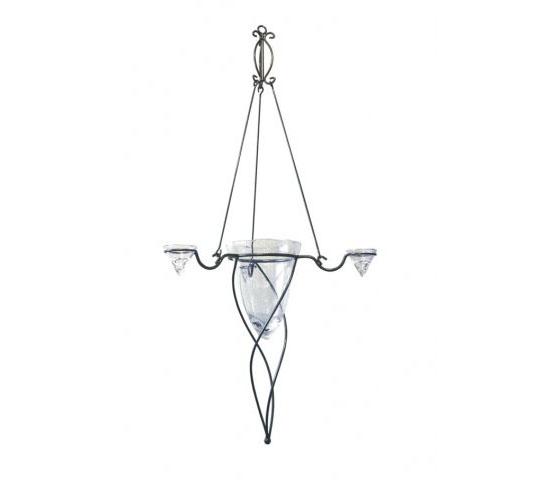 kovácsoltvas mennyezeti csillár sp505